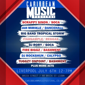 CARIBBEAN MUSIC FESTIVAL - Fetenet