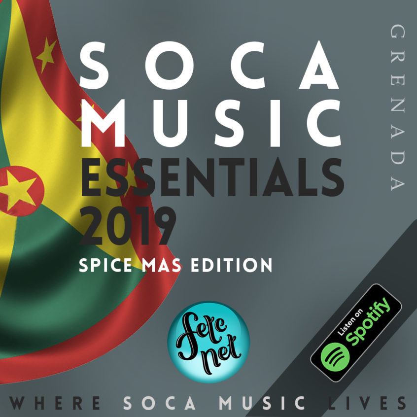 2019 Soca Essentials Spice Mas / Grenada Edition