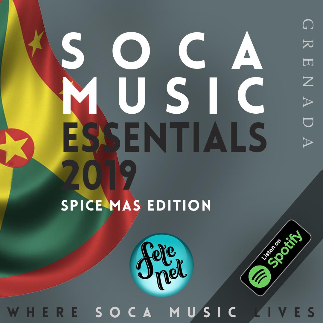 2019 Soca Essentials Spice Mas / Grenada Edition