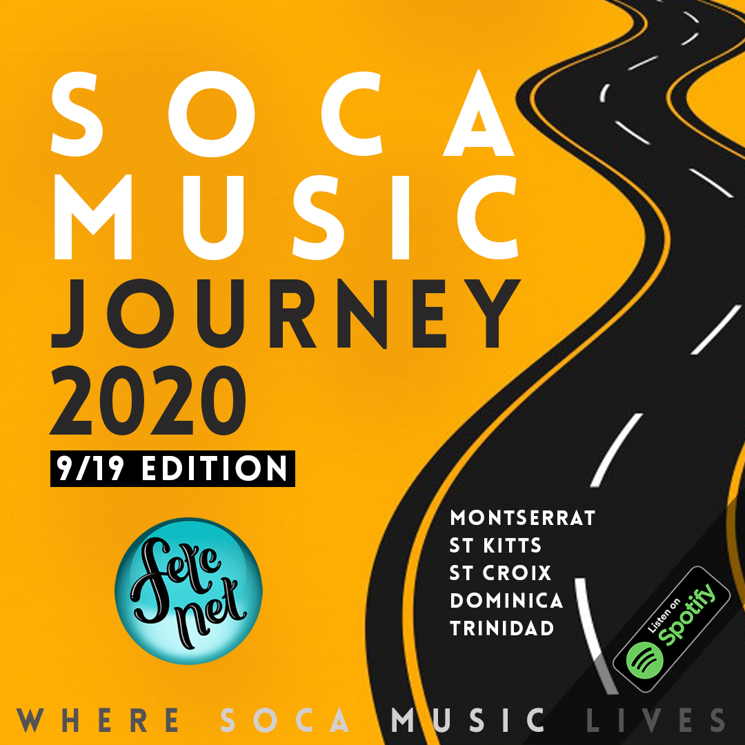 SOCA JOURNEY 2020 9/19 Edition
