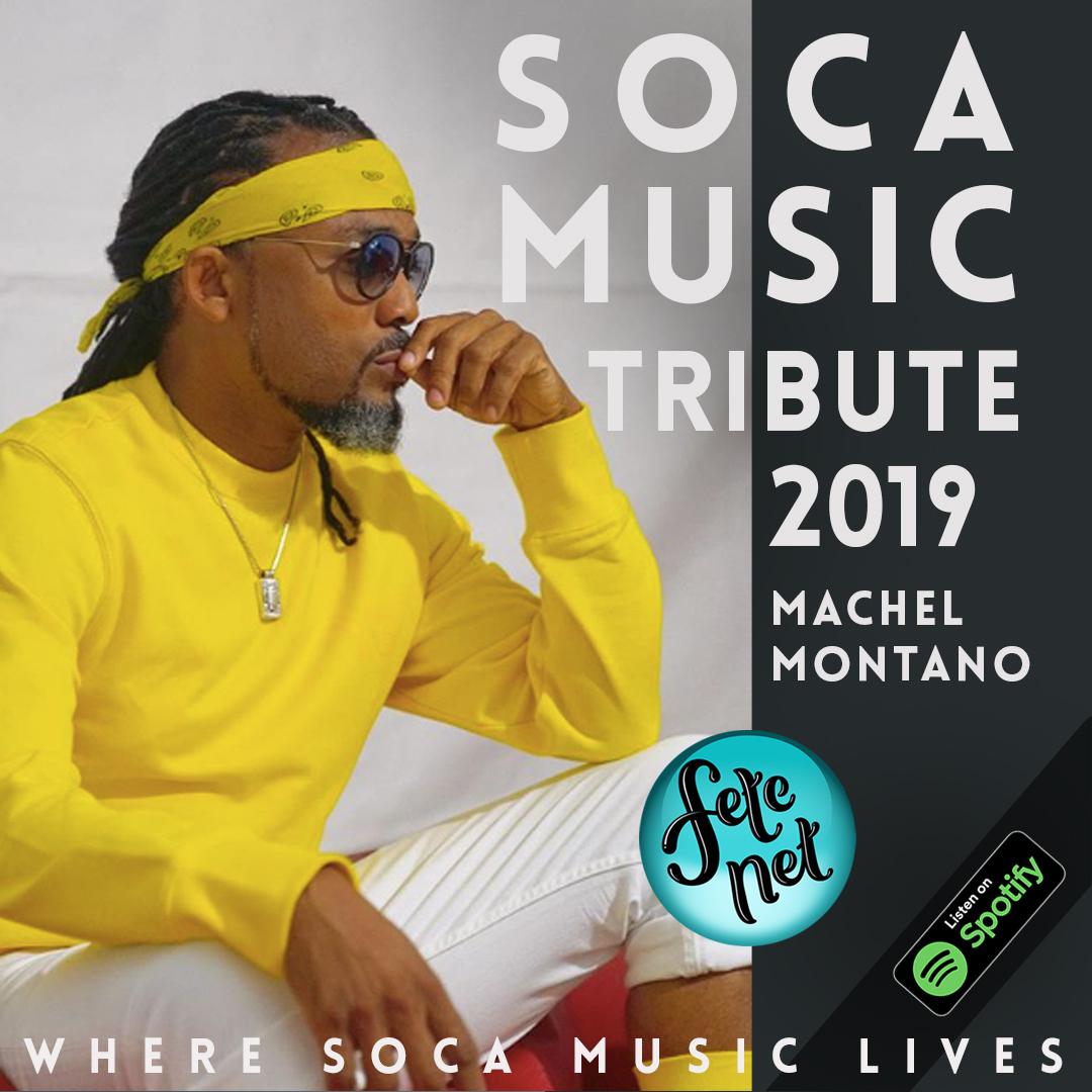 Machel Montano Tribute