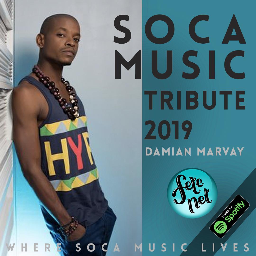 Damian Marvay Soca Music Tribute