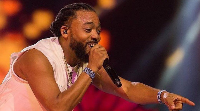 Machel Montano Artist of the Decade
