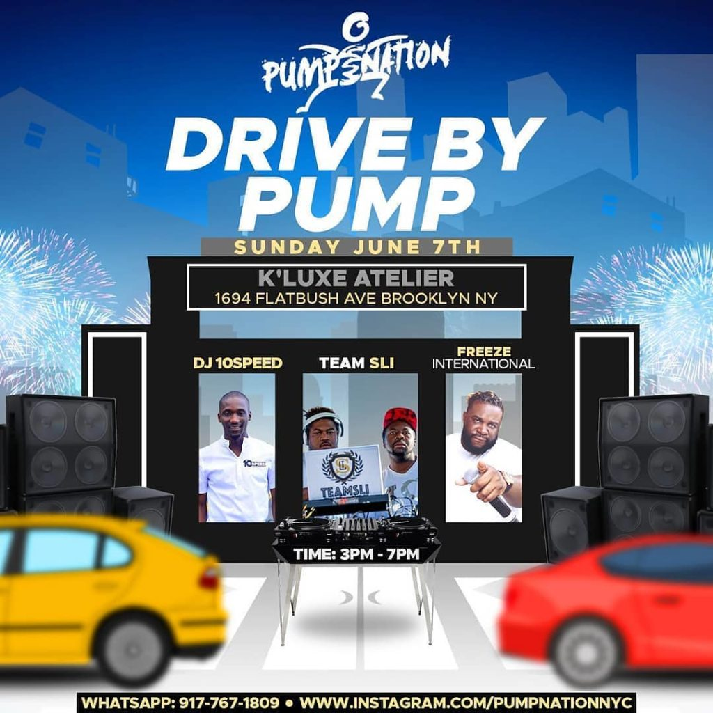 Drive By Pump