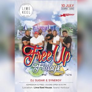 Free Up Fridays, Aguilla