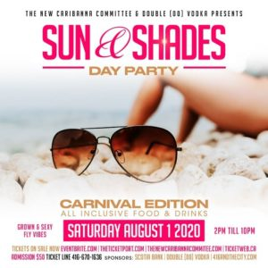 Sun & Shades Day Party