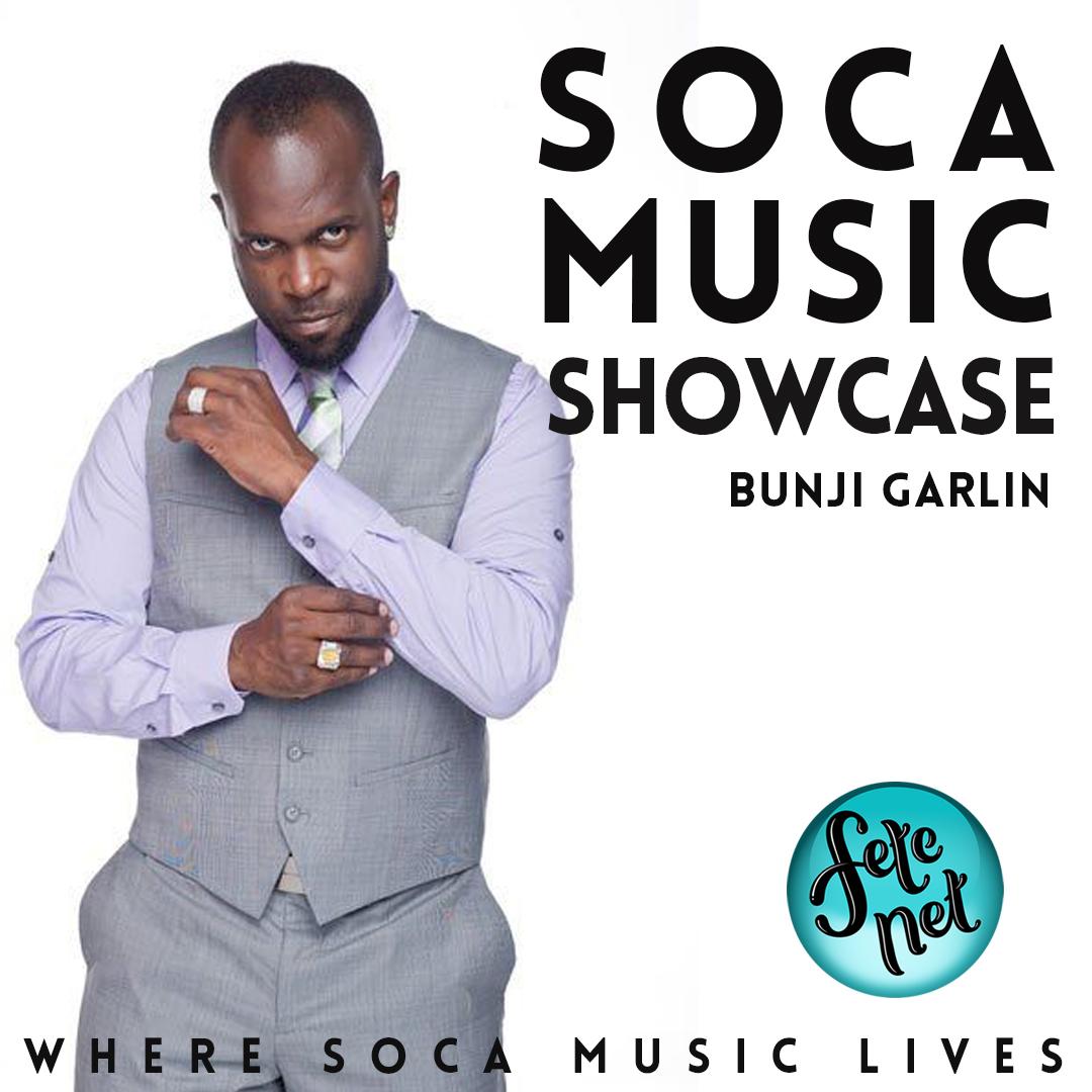 SOCA MUSIC - BUNJI GARLIN