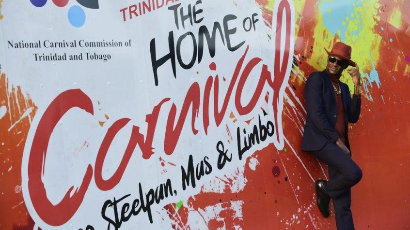 Olatunji Yearwood Trinidad Carnival